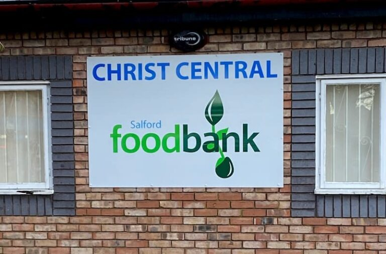 Salford Food Bank